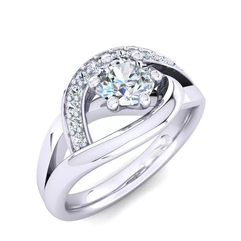 Помолвочное Кольцо «Тиана»