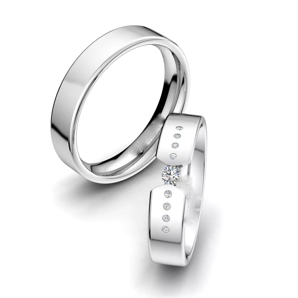 """Обручальные кольца """"Мания"""""""