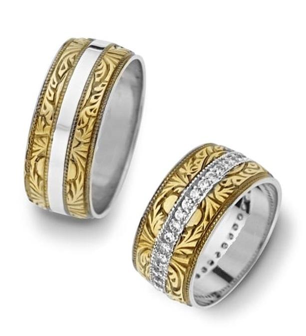 Обручальные кольца «Чудо»