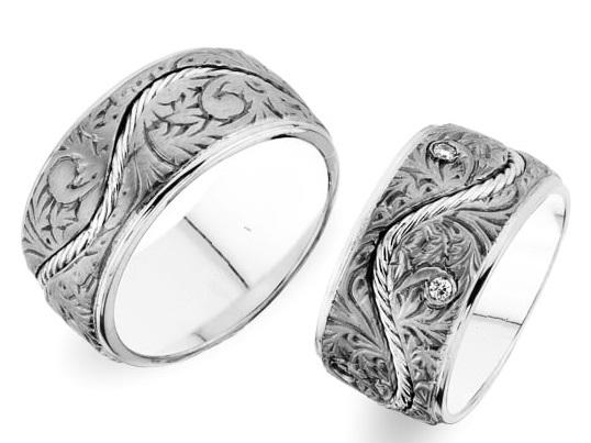 """Обручальные кольца """"Мечта"""""""