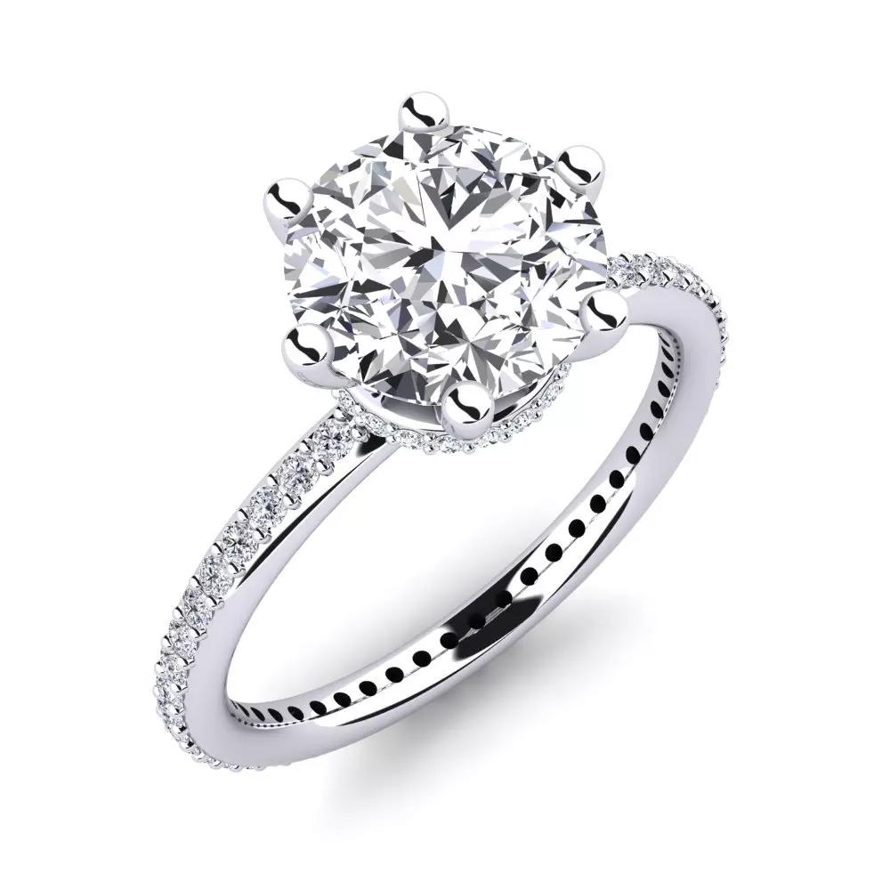 Помолвочное Кольцо «Марина»