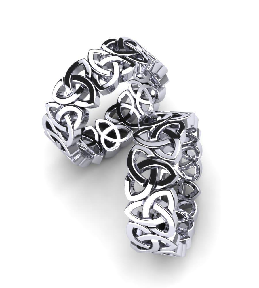 Обручальные кольца «Трепет»