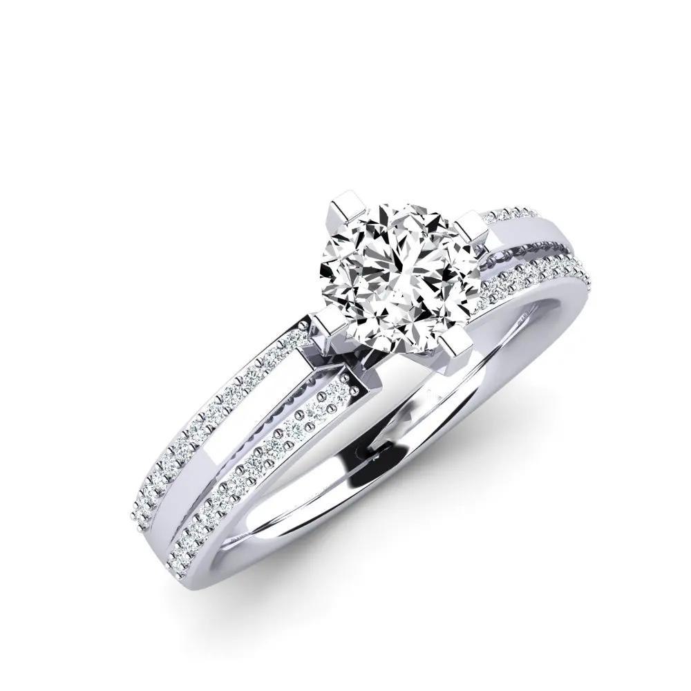 Помолвочное кольцо 444091