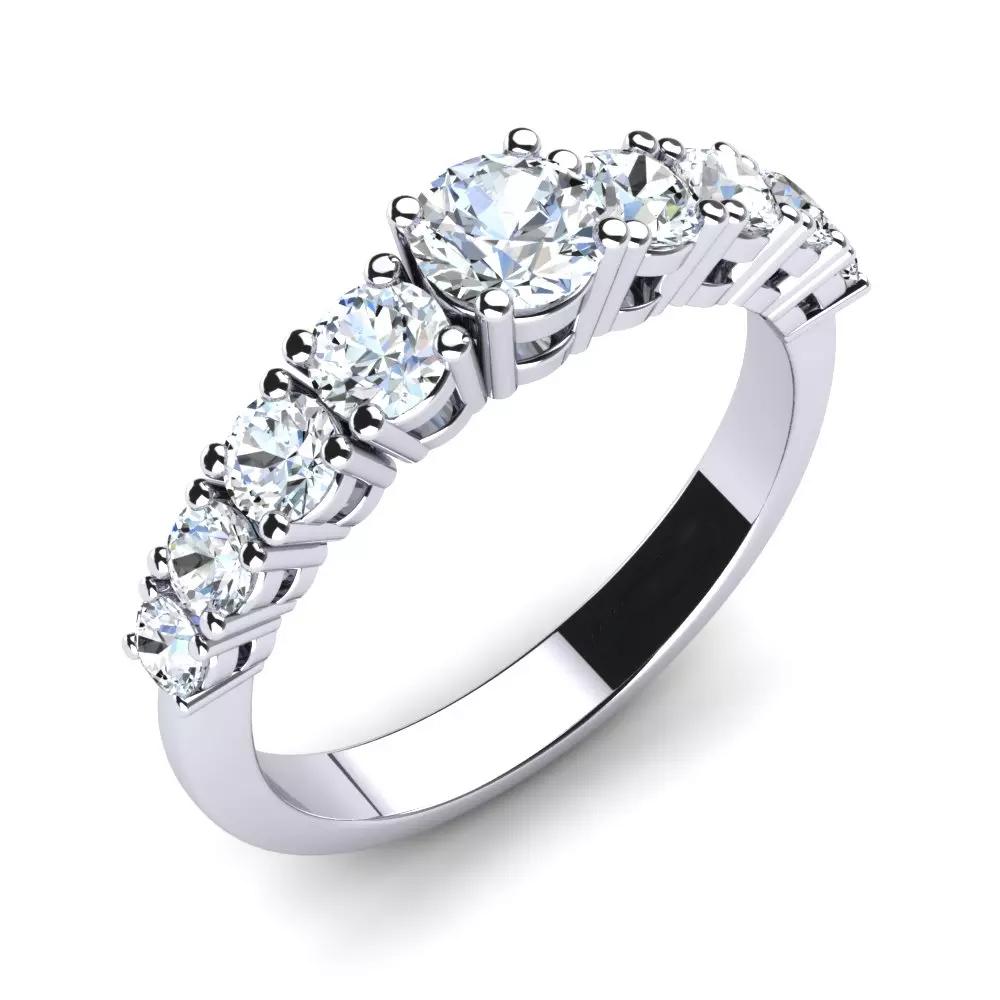 Помолвочное кольцо 444094