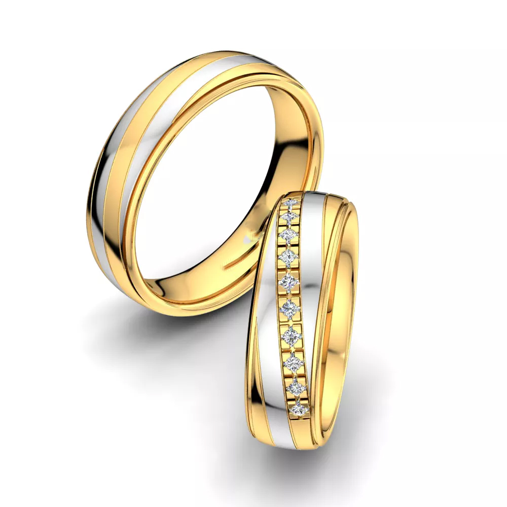 Обручальные кольца 222050
