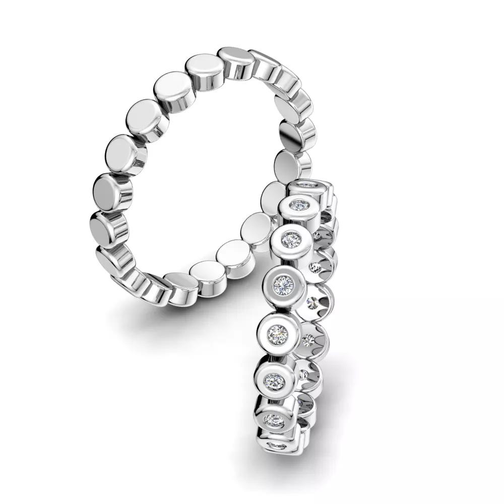 Обручальные кольца 222053