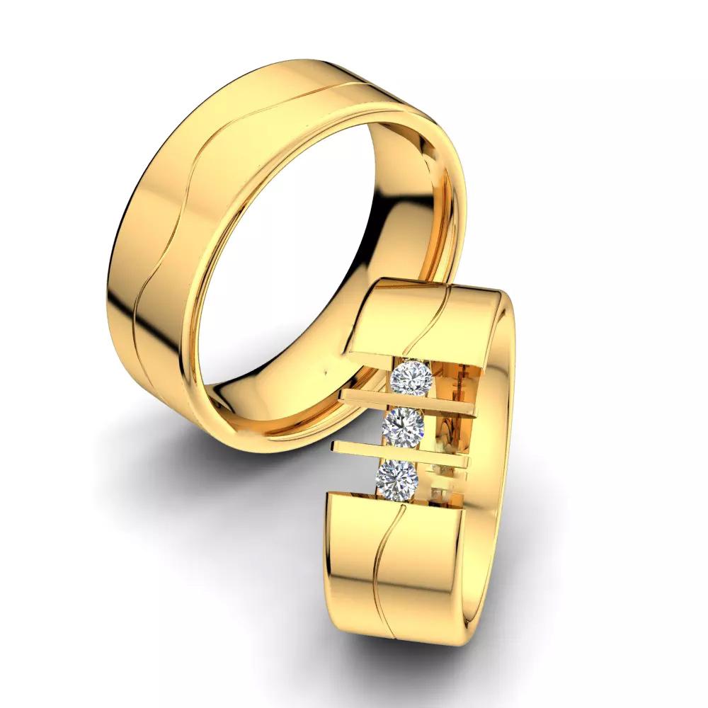 Обручальные кольца 222057