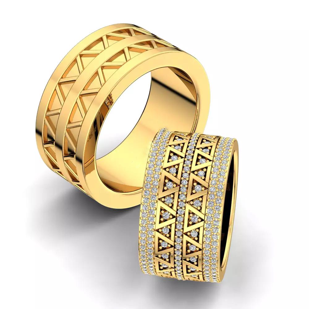 Обручальные кольца 222060