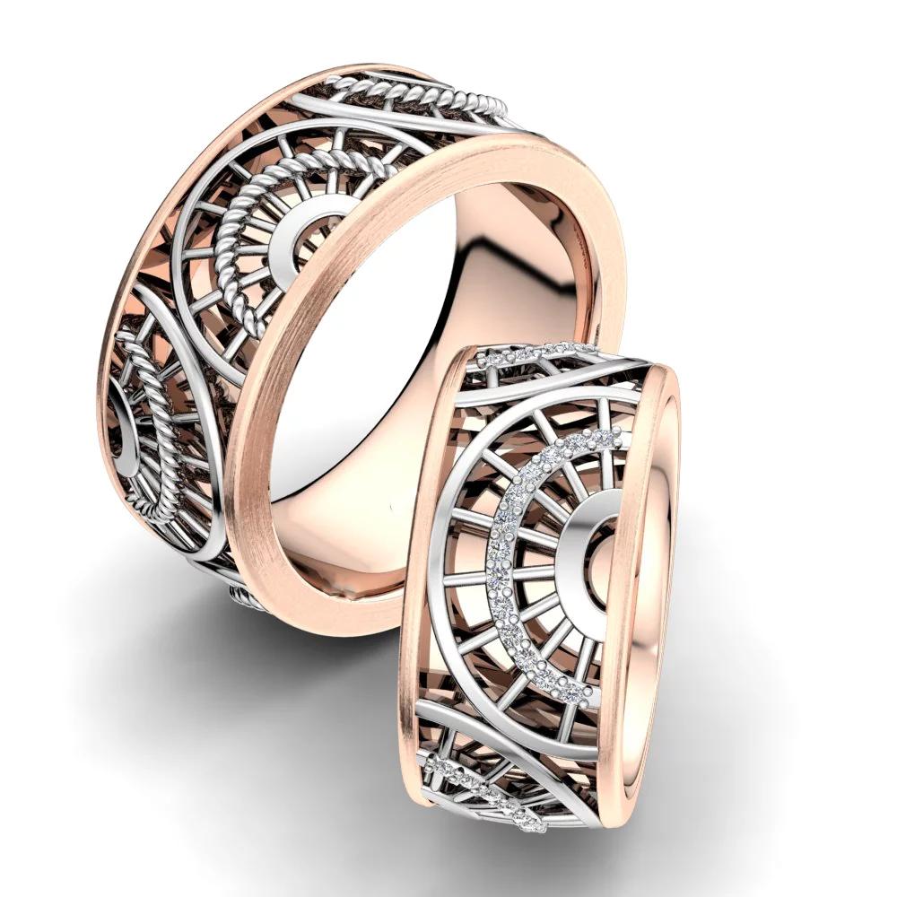Обручальные кольца 222063