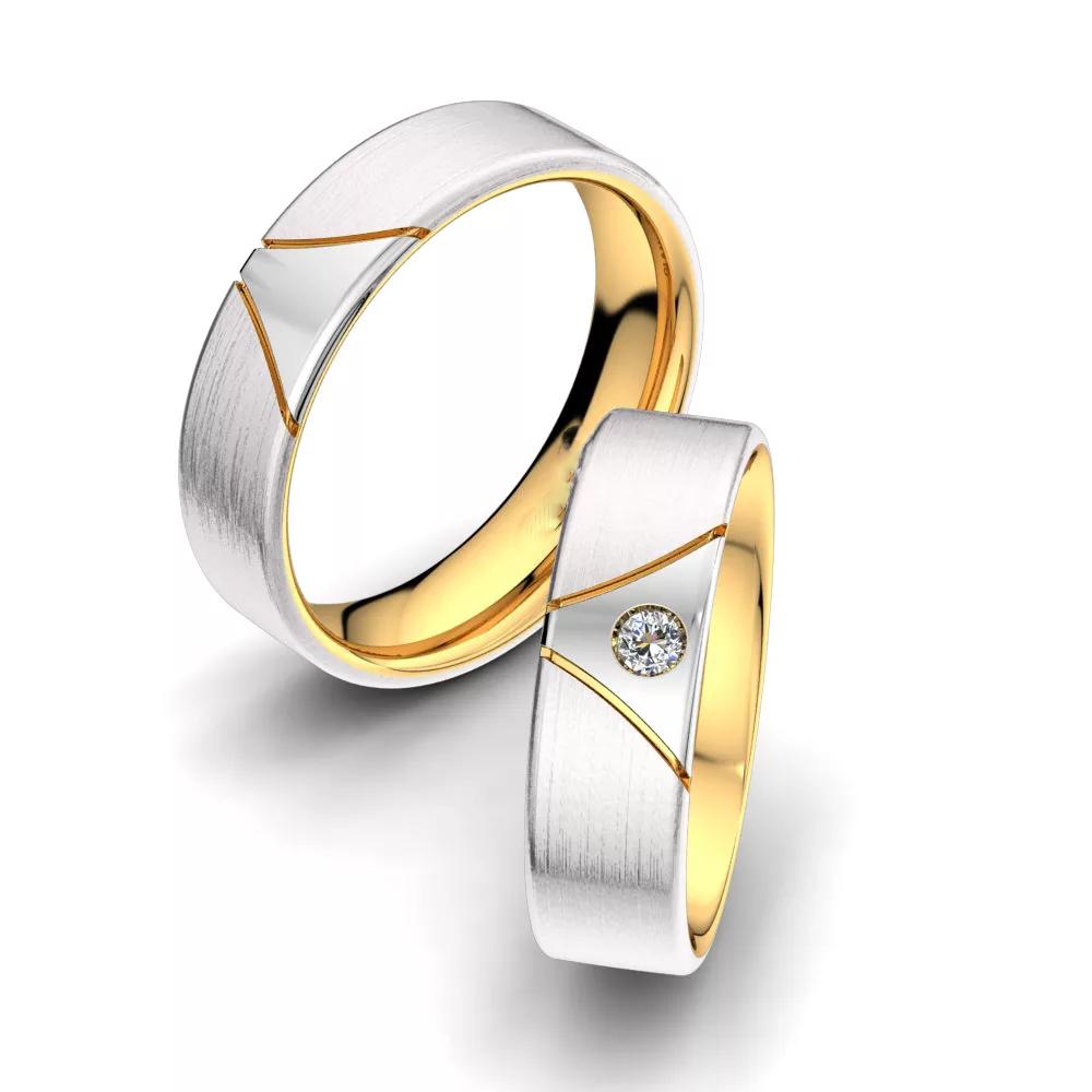 Обручальные кольца 222065