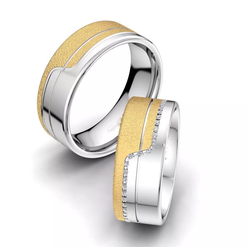 Обручальные кольца 222069