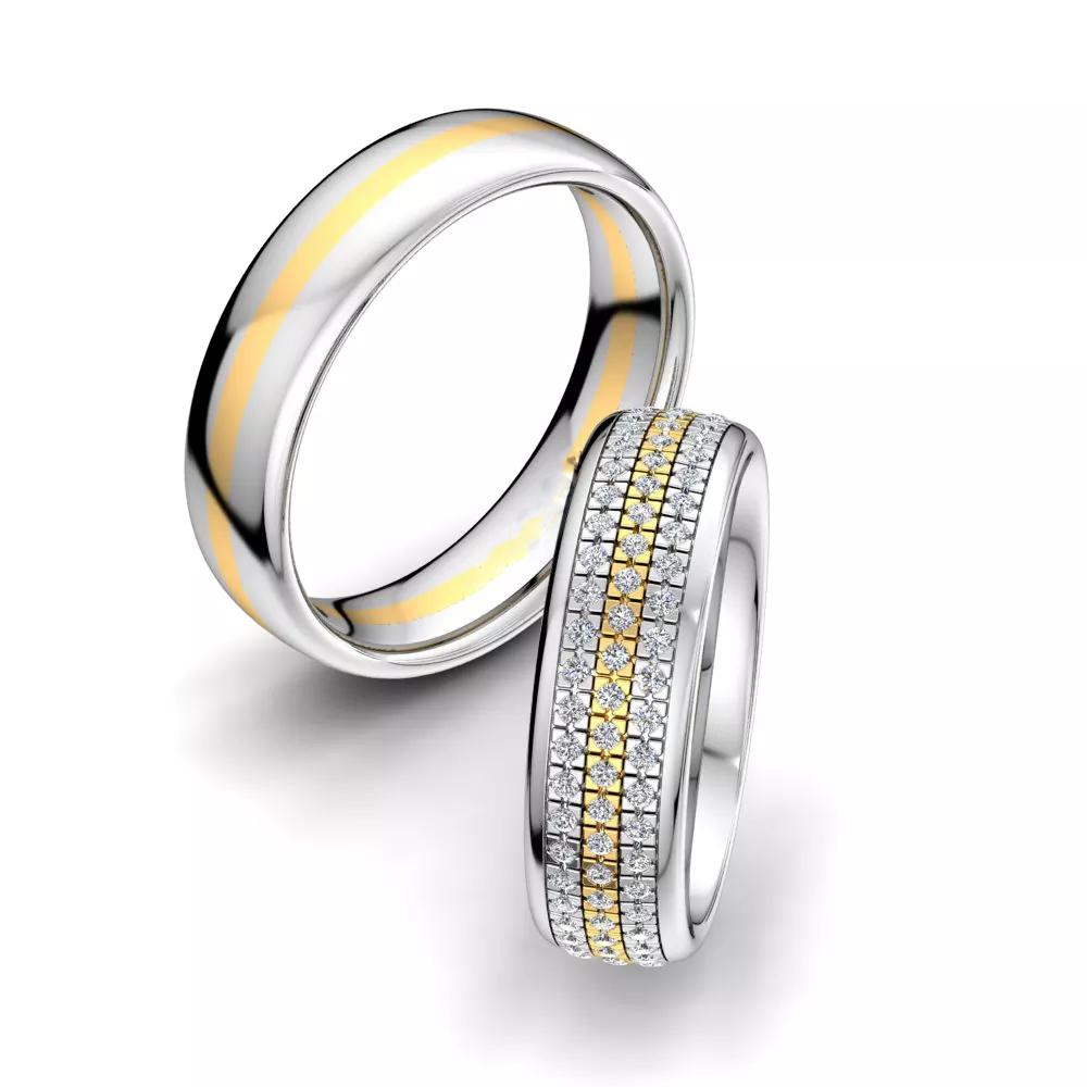 Обручальные кольца 222072