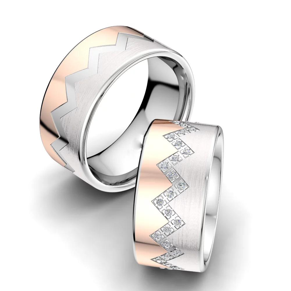 Обручальные кольца 222073