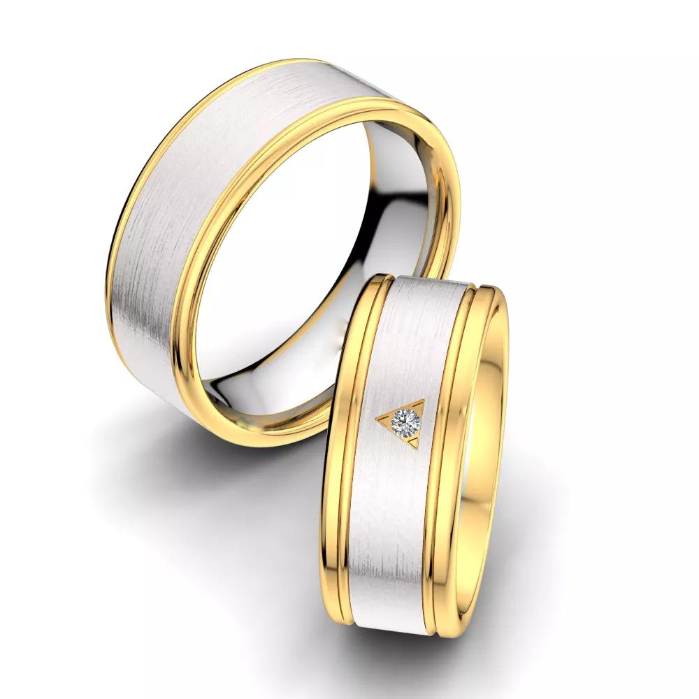 Обручальные кольца 222077