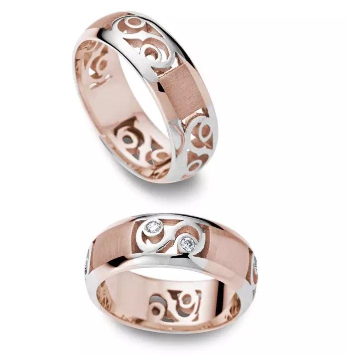 Обручальные кольца 222081