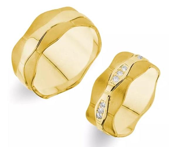 Обручальные кольца 222059
