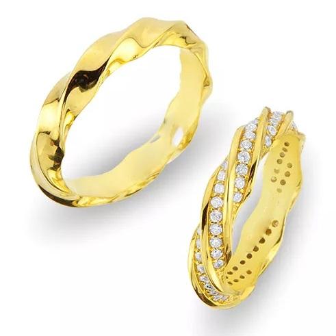 Обручальные кольца 222056