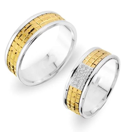 Обручальные кольца 222045