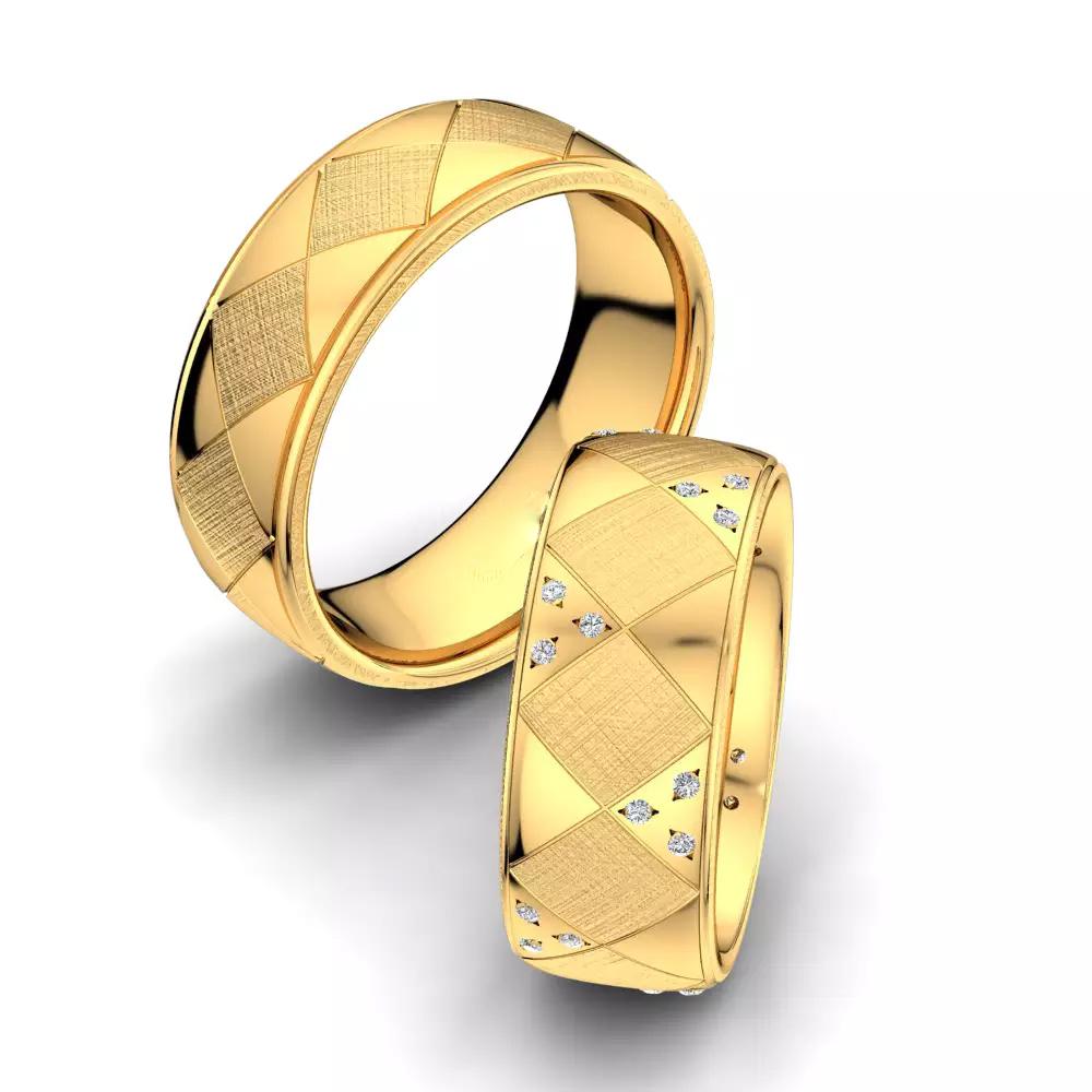Обручальные кольца 222048