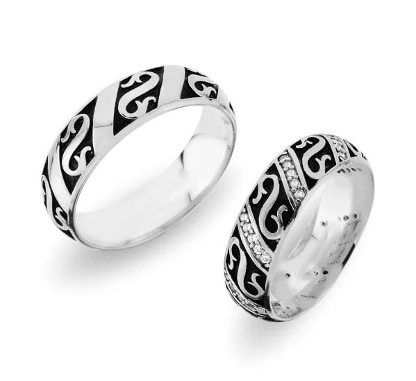 Обручальные кольца 222091