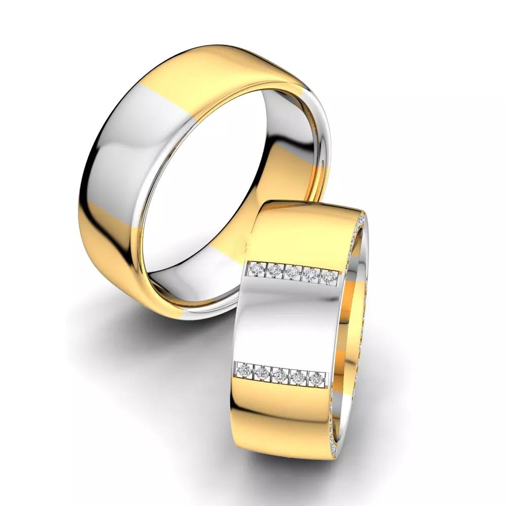 Обручальные кольца 222092