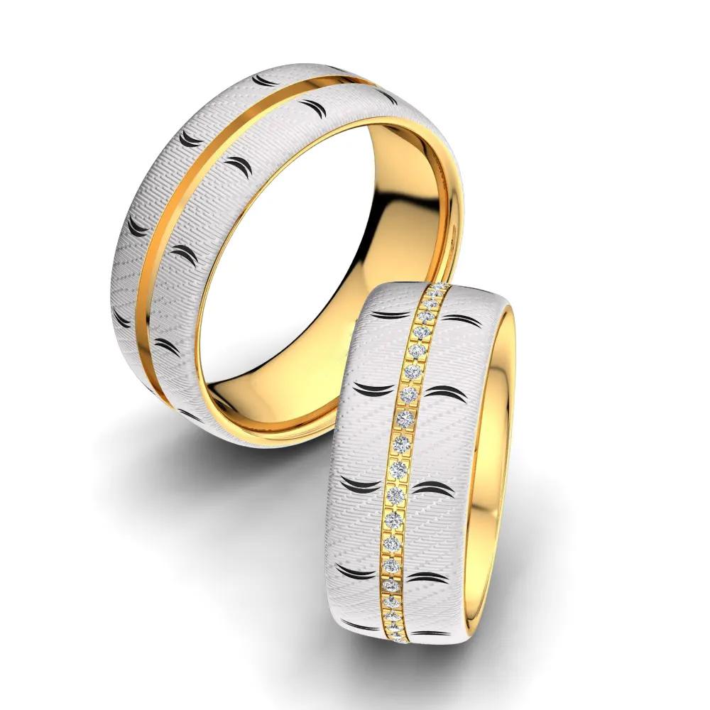 Обручальные кольца 222093