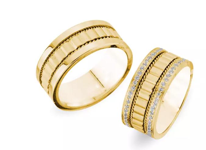 Обручальные кольца 222099