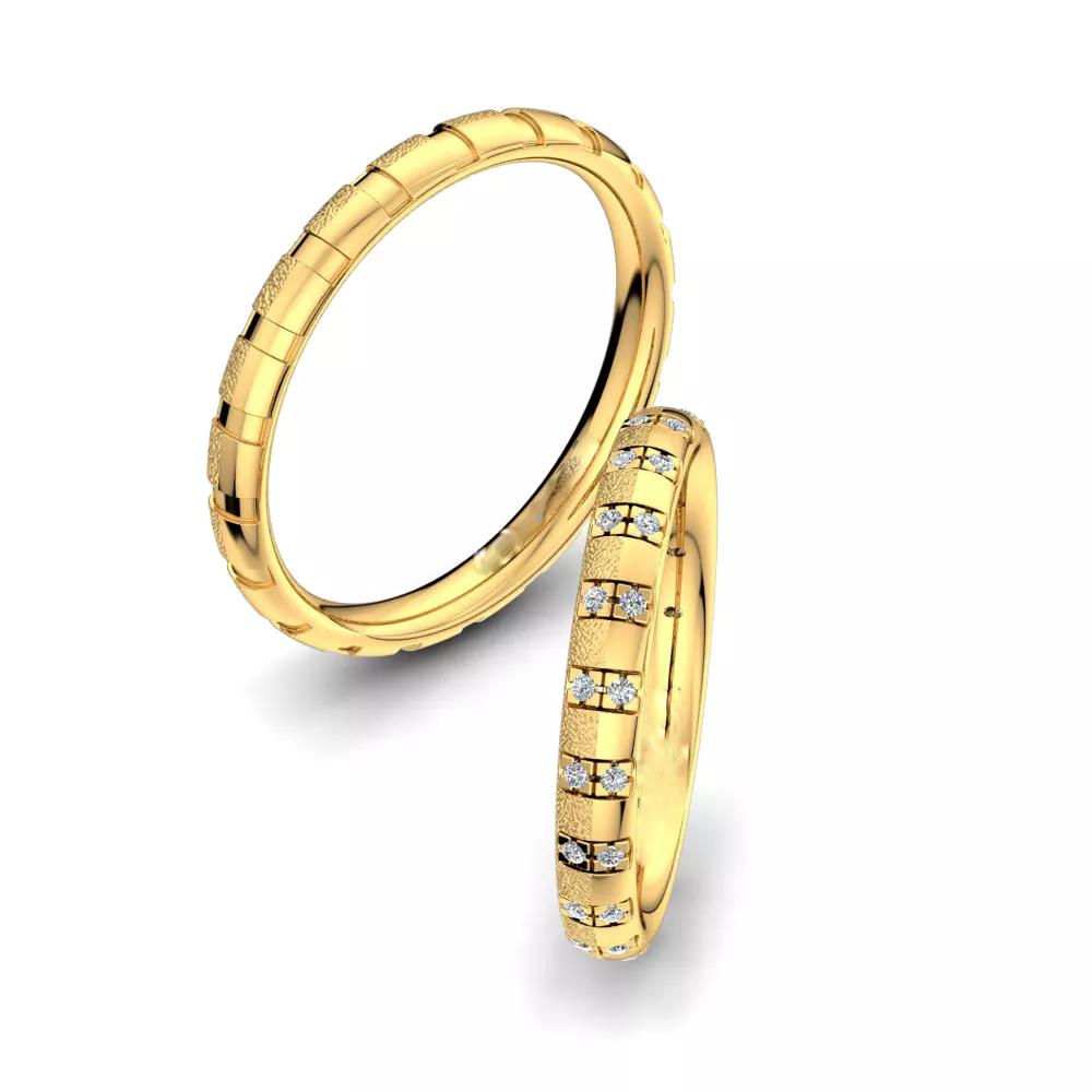 Обручальные кольца 222100