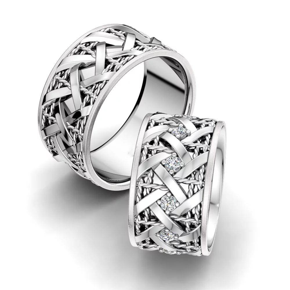 Обручальные кольца 222101