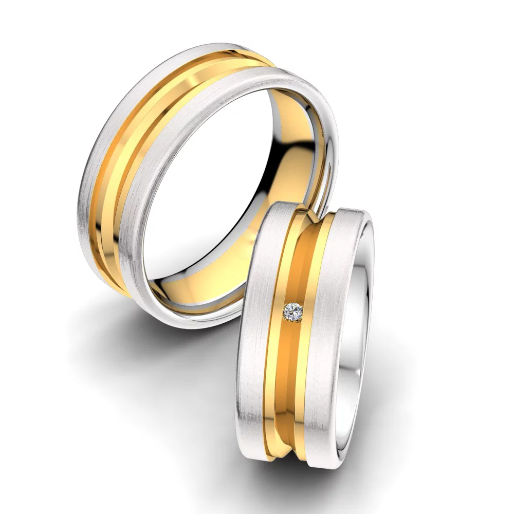 Обручальные кольца 222087