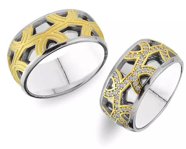 Обручальные кольца 222088