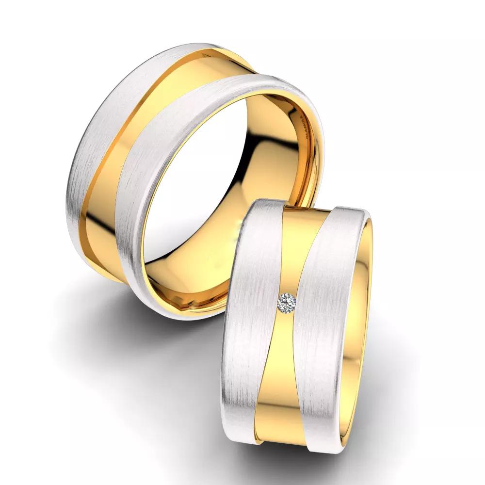 Обручальные кольца 222089