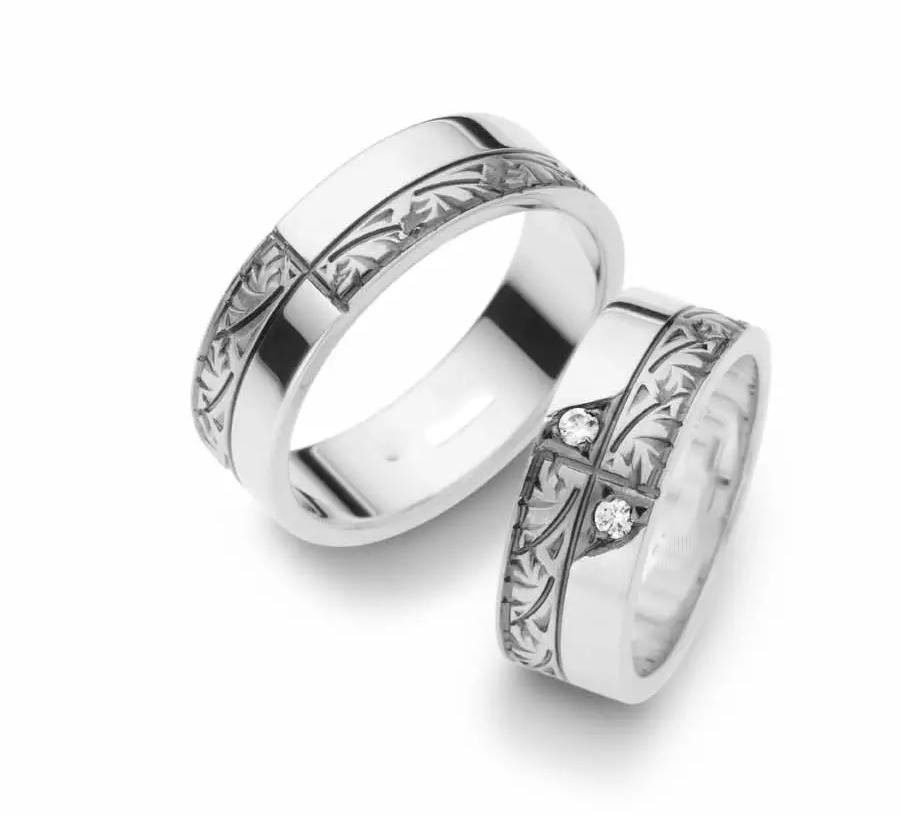 Обручальные кольца 222098
