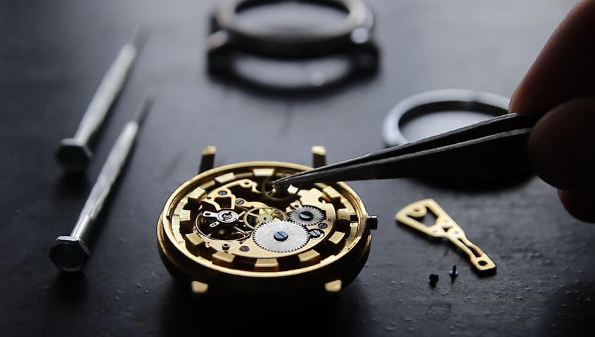 ремонт часов всех марок спб